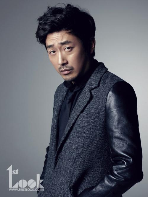 ... cùng tài tử hàng đầu Ha Jung Woo.