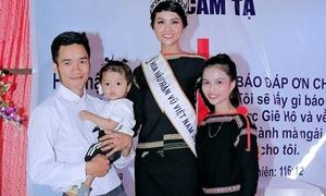 Em gái H'Hen Niê: 'Chị tôi là niềm tự hào của gia đình'