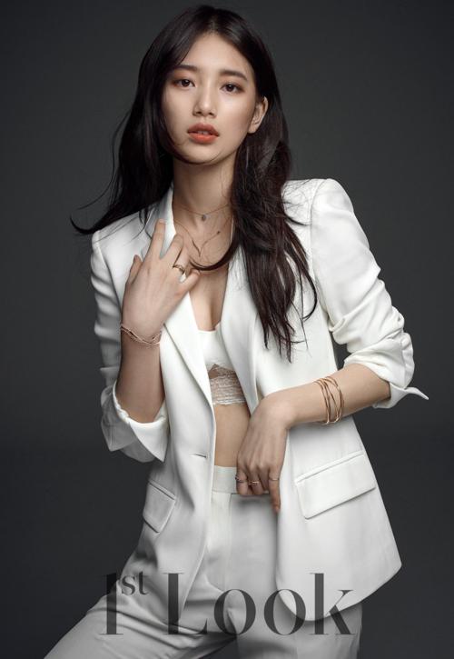 Sự nghiệp phim ảnh của Suzy có bước ngoặt mới khi cô xác nhận tham gia vào bom tấn điện ảnh Baeksan Mountain...