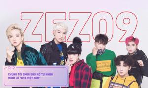 Zero 9: 'Chưa bao giờ nhận là BTS Việt Nam'
