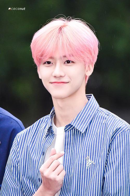 Jae Min tỏa sáng rực rỡ trong năm 2018 nhờ biệt danh chàng trai tóc hồng. Thành viên NCT Dream trở thànhvisual thế hệ mới của nhà SM.