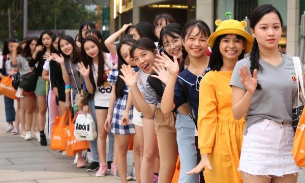 Các thành viên của SGO48