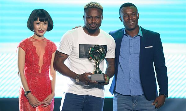 Quang Hải đoạt danh hiệu Quả bóng vàng Việt Nam 2018 - 7