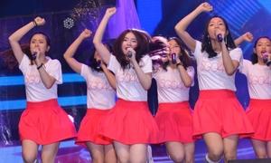 Thành viên nhóm nhạc nữ đông nhất Vpop 'so kè' để gặp gỡ AKB48