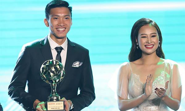 Quang Hải đoạt danh hiệu Quả bóng vàng Việt Nam 2018 - 3