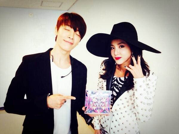 Không phải Yoon Ah, Dara mới là sao nữ bị ship với nhiều mỹ nam nhất Kpop - 1