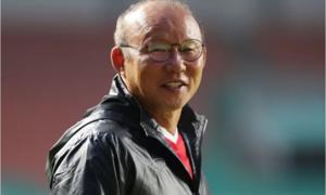 HLV Park Hang-seo được vinh danh 'Nhân vật tiêu biểu châu Á năm 2018'