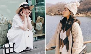 4 hot girl chủ shop mặc gì mốt nấy, có sức ảnh hưởng nhất 2018