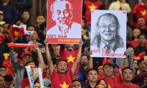 Những khoảnh khắc khó quên của bóng đá Việt Nam năm 2018