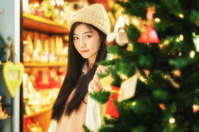 <p> Giáng sinh này, Miss Teen 2017 sẽ cùng gia đình quây quần, sau đó đi chơi với bạn bè.</p>