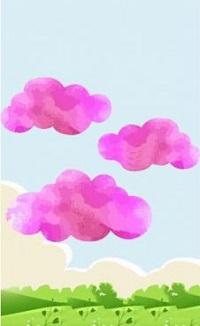Trắc nghiệm: Chọn một đám mây sắc màu để nhận được lời khuyên hữu ích