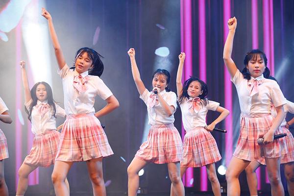 SGO48 đã trình diễn 4 ca khúc nhạc Nhật lời Việt: Shonichi (Ngày đầu tiên), Aitakatta If (Lời từ lòng tôi), Shoujotachi yo (Các bạn gái tôi ơi) và SGO48. Đây cũng là những ca khúc được tuyển chọn đặc biệt, mang ý nghĩa quan trọng trong sự nghiệp của AKB48 - nhóm nhạc đình đám Nhật Bản.