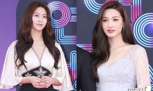 Seol Hyun bị chê kém sắc hơn 'idol mới sinh con' tại KBS Entertainment Awards
