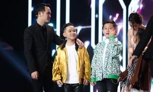 Bảo Anh - Khắc Hưng bất ngờ trắng tay trước chung kết Giọng hát Việt Nhí 2018