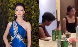 Bị tố nói dối chưa từng gặp H'Hen Niê, Phương Khánh lên tiếng