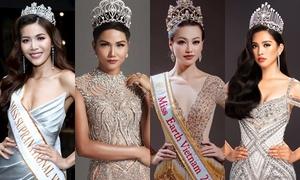 Việt Nam tăng 9 bậc trên bản đồ sắc đẹp thế giới