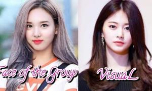 Top 15 visual, center và gương mặt đại diện của girlgroup Kpop năm 2018