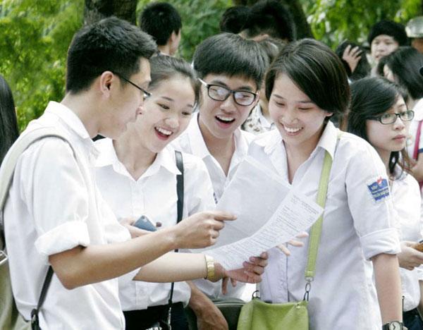 Nhiều học sinh tự tin bước vào kỳ thi nhờ tham gia Học cùng thủ khoa.