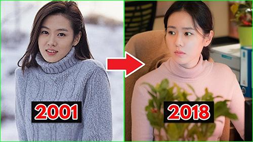 Son Ye Jin cũng đến từ Daegu. Ngay từ thời học ba, nữ diễn viên đã nổi tiếng nhờ nhan sắc vượt trội. Các công ty giải trí đã xuống tận nơi để tuyển chọn Son Ye Jin, mời cô ký hợp đồng. Ngôi sao được biết đến nhờ vẻ đẹp không tuổi, không chút thay đổi theo thời gian.