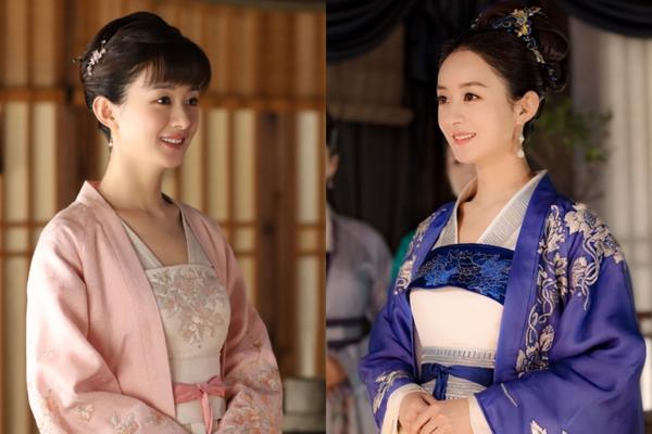 Ba mỹ nhân đẹp như hoạ lấn át Triệu Lệ Dĩnh trong phim mới