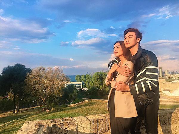 Linh Chi và Mạc Trung Kiên bất ngờ chụp ảnh ôm nhau siêu tình tứ khiến fan đua nhau đẩy thuyền ghép cặp.