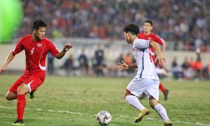 Việt Nam bị Triều Tiên gỡ hòa 1-1 đáng tiếc