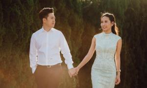 Lê Hiếu kết hôn ở tuổi 35