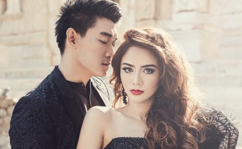Ifan và vợ.