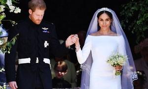 Những khoảnh khắc ấn tượng nhất của Hoàng gia Anh năm 2018
