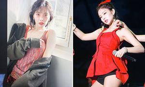4 idol Hàn gây bàn tán nhất 2018 vì chưng diện hở hang, lập dị