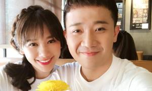 Hari Won: 'Kết hôn với Trấn Thành là điều đúng đắn'