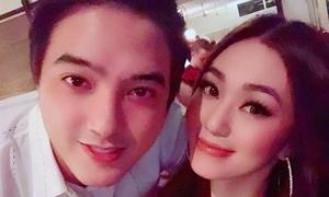Khánh My ngọt ngào bên hot boy 'Tháng năm rực rỡ' Tiến Vũ