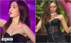 4 thần tượng thu hút vì vẻ sexy trên sân khấu SBS Gayo Daejun