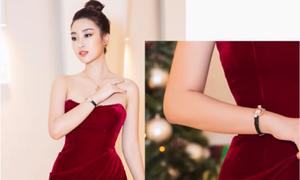 Set đồ 1,25 tỷ đồng của Hoa hậu Mỹ Linh