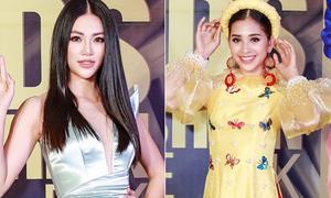 Tiểu Vy, Phương Khánh lộng lẫy ở show thời trang