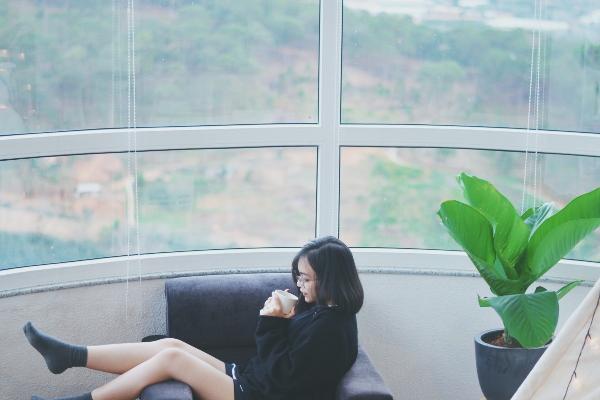 Bạn có thể dành thời gian từ từ nhâm nhi tách cà phê hoặc trà vào buổi sáng của kỳ nghỉ.