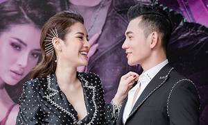 Chăm sóc nhau 'tình bể bình', Phương Trinh Jolie vẫn phủ nhận yêu Lý Bình