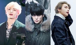 Giữa một rừng mỹ nam, đây là 10 trai đẹp đình đám nhất Kpop 2018