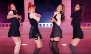 15 idol nhảy tốt nhất trong các girlgroup Hàn