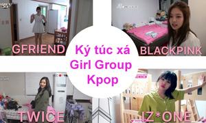 Bên trong ký túc xá của các girlgroup Kpop có gì?