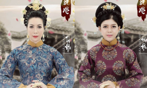 Webdrama cổ trang Việt Nam bị ném đá vì tạo hình nhân vật cẩu thả
