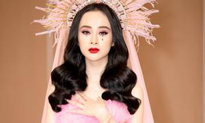 Angela Phương Trinh mất 2 tuần lên đồ, 7 tiếng trang điểm để dự show Đỗ Mạnh Cường