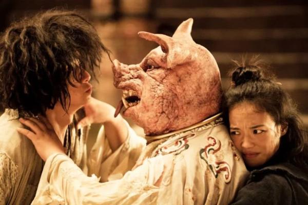 Mối tình ngoại truyện từng là một hiện tượng của màn ảnh Hoa ngữ.