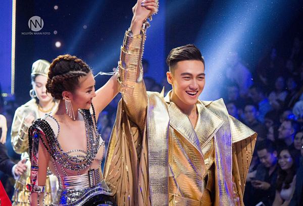 Mạc Trung Kiên đăng quang khiến khán giả bất ngờ.