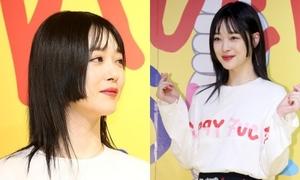 Netizen phát hoảng với kiểu tóc mới 'siêu dị' của Sulli