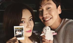 Không ai còn troll Lee Kwang Soo được nữa bởi anh đã đàng hoàng… có bạn gái