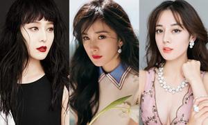 5 người đẹp Cbiz 'ngụp lặn' trong scandal năm 2018