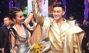 Học trò Thanh Hằng bất ngờ lên ngôi quán quân The Face Việt Nam 2018
