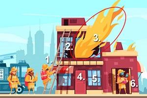 Trắc nghiệm: Bức tranh hỏa hoạn tiết lộ cách bạn đối mặt với khủng hoảng - 3