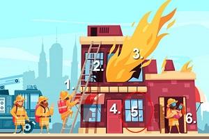 Trắc nghiệm: Bức tranh hỏa hoạn tiết lộ cách bạn đối mặt với khủng hoảng - 5